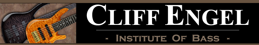 Cliff Engel's Institute Of Bass